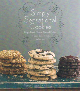 Simply Sensational Cookies by Nancy Baggett