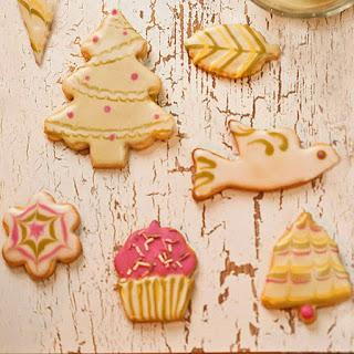 Dye-Free Good and Easy Sugar Cookies from Simply Sensational Cookies