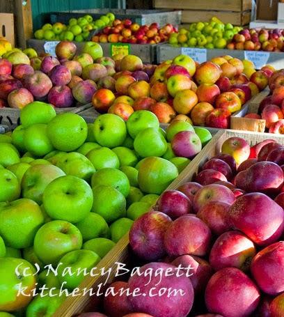 Autumn is Apple Time—Secrets to a Great Apple Crisp