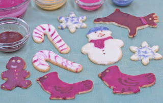All-Purpose Sugar Cookie Dough–Cut-out Cookies