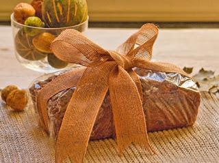 A Taste Of Autumn Pumpkin Cranberry Quick Bread