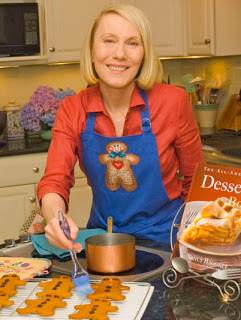 Almost Sherrill's Soft Gingerbread Boys–(As Seen on the Food Network)