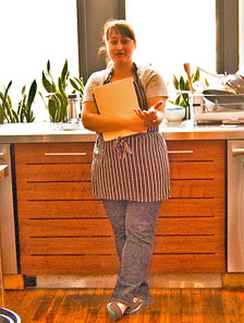 A Peek into the Kitchen at Saveur Magazine -