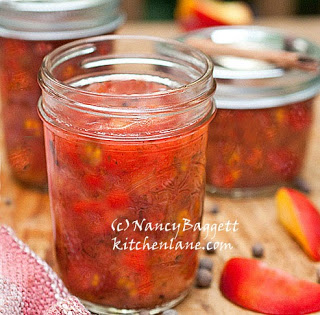 Too Many Tomatoes? Make Easy Tomato-Peach Chutney
