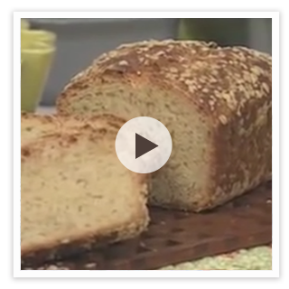 Featured Bread Recipe and Video